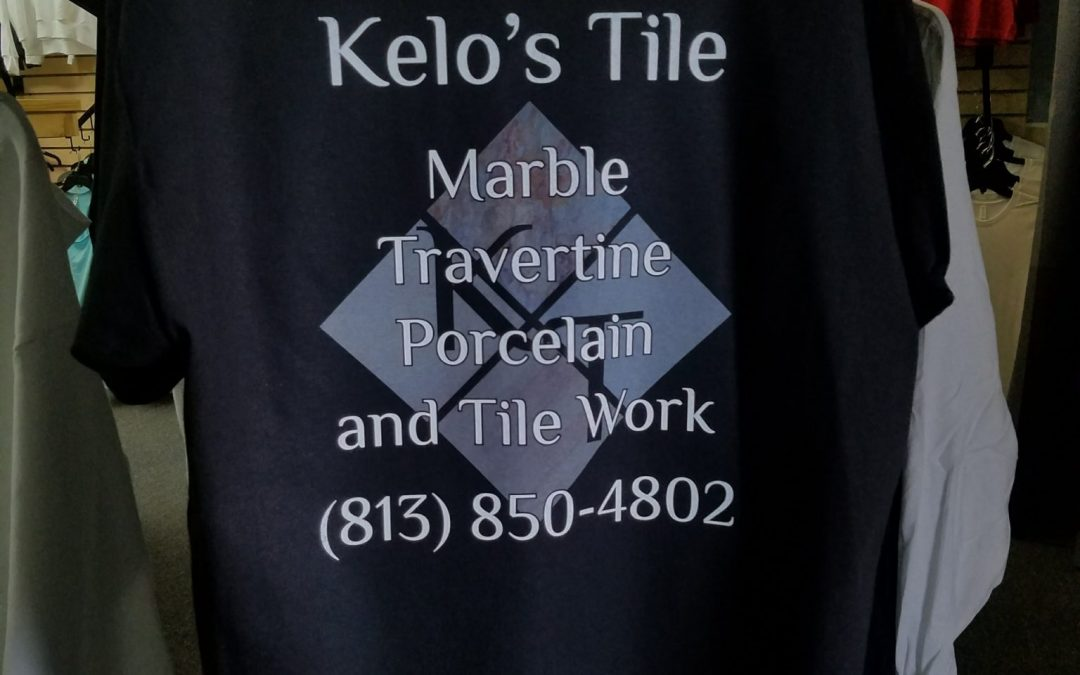 Kelo's Tile T-Shirt