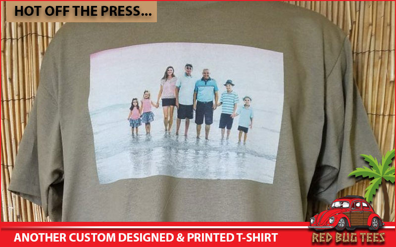 Custom T-Shirt Printer in Valrico, FL