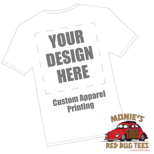 Red Bug Tees - Custom Apparel Printing